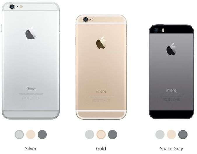 iPhone 6 vs Samsung Galaxy S5: scheda tecnica e prezzo [FOTO]