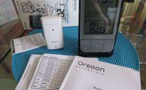 Oregon Scientific Weather@Home: test della stazione meteo per la casa