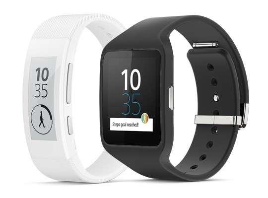 Sony SmartBand Talk e SmartWatch 3: i due smartwatch di IFA 2014