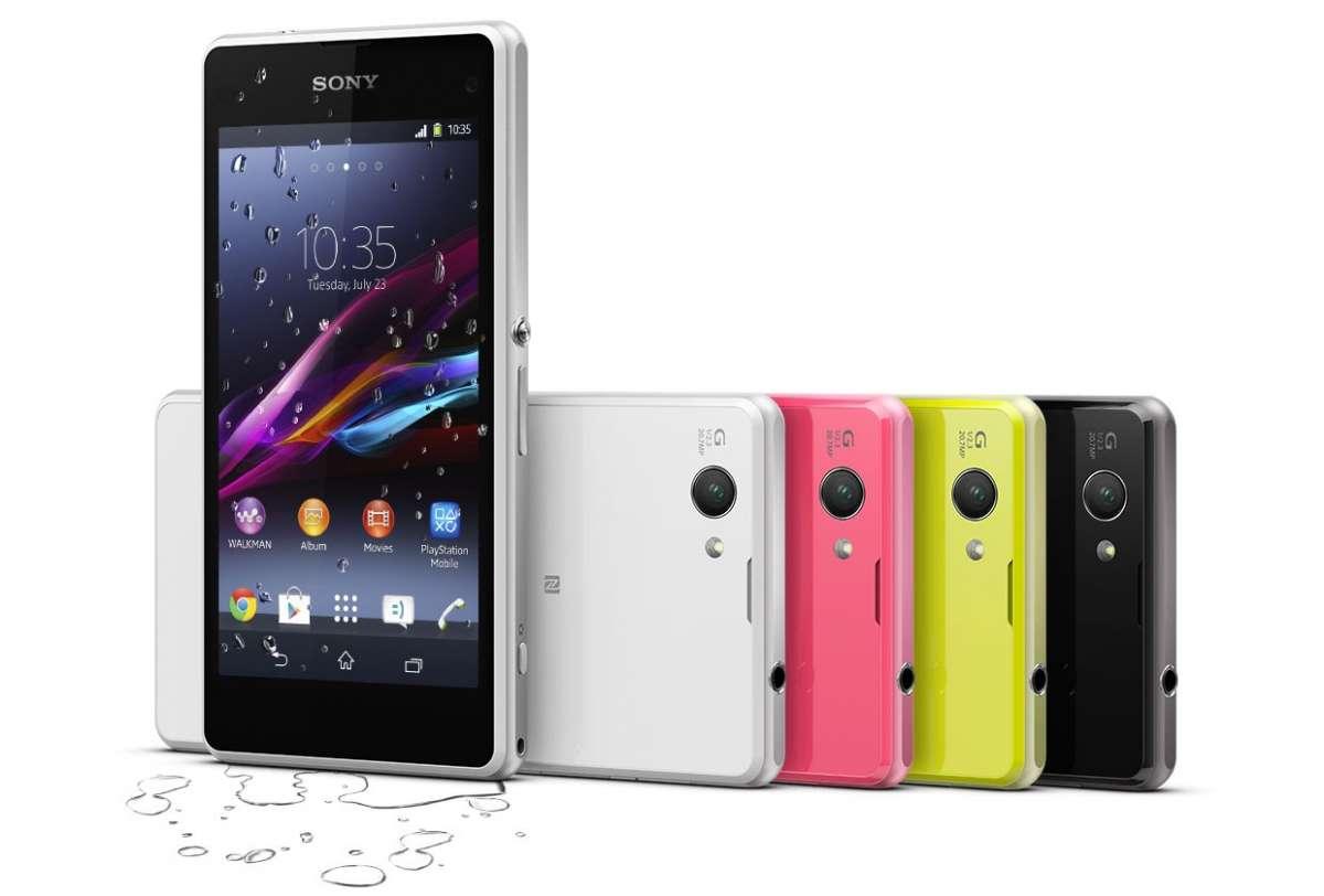 Sony Xperia Z3 Compact vs Z1 Compact: sfida tra compatti [FOTO]