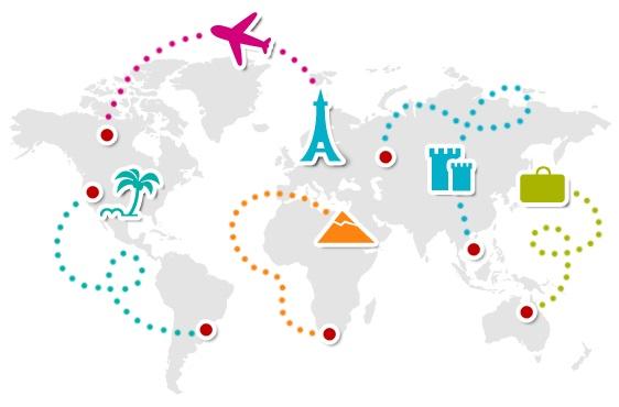 Telefonare all'estero: costi e tariffe