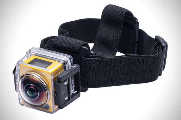Accessori della Kodak Pixpro SP360