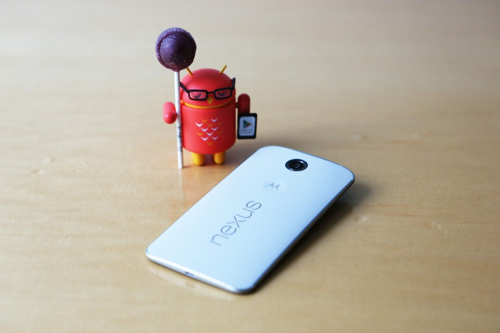 Android 5.0 su Motorola Nexus 6