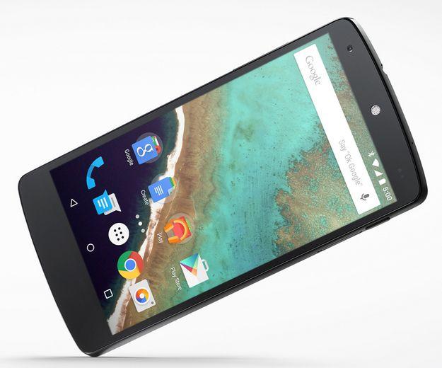 Android Lollipop su Nexus 5