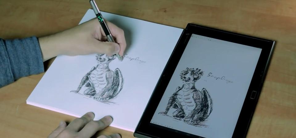 HP Duet Pen
