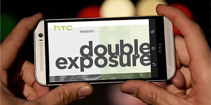HTC Double Exposure