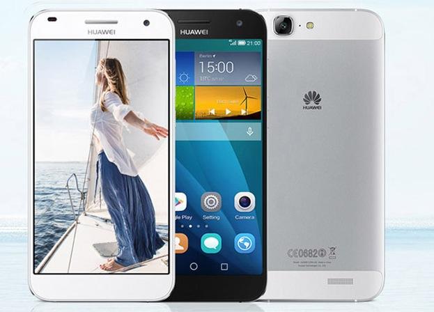 Huawei Ascend G7: prezzo e scheda tecnica del phablet in uscita