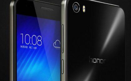Huawei Honor 6: prezzo, uscita e scheda tecnica ufficiali