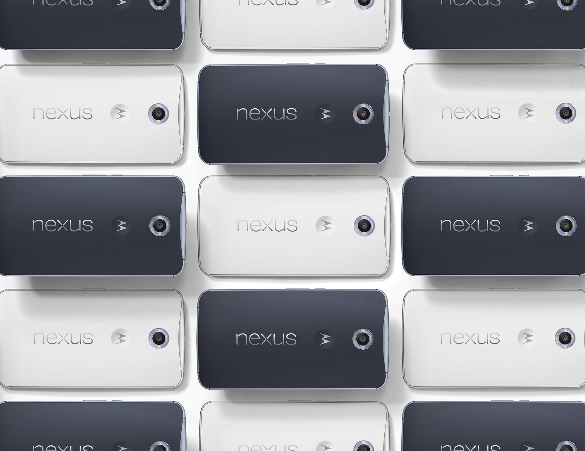 Il retro di Nexus 6