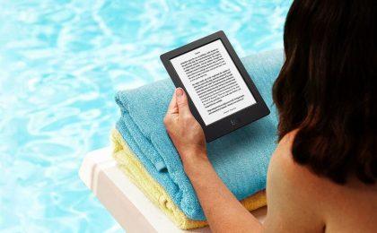 Kobo Aura H20, e-reader waterproof: scheda tecnica e prezzo