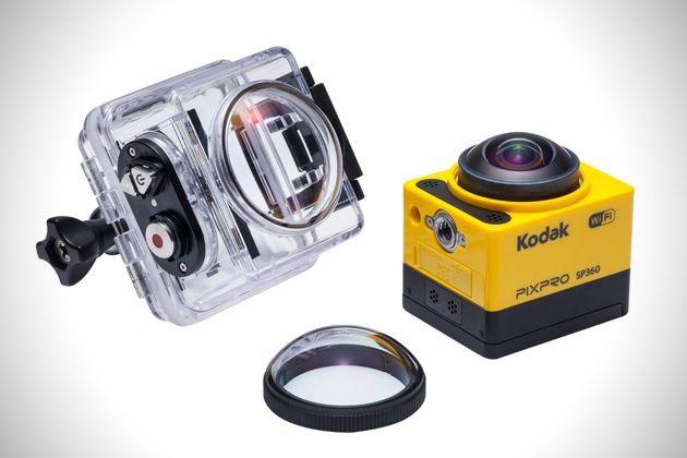 Kodak Pixpro SP360 senza custodia