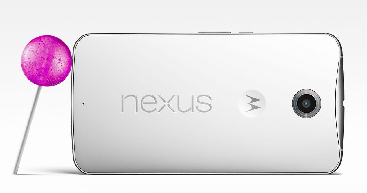 La fotocamera di Nexus 6