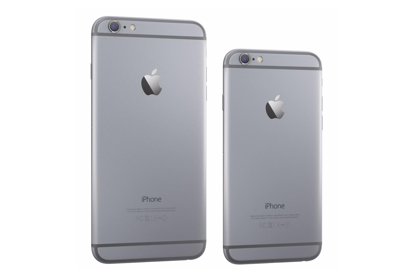 La fotocamera di iPhone 6 Plus