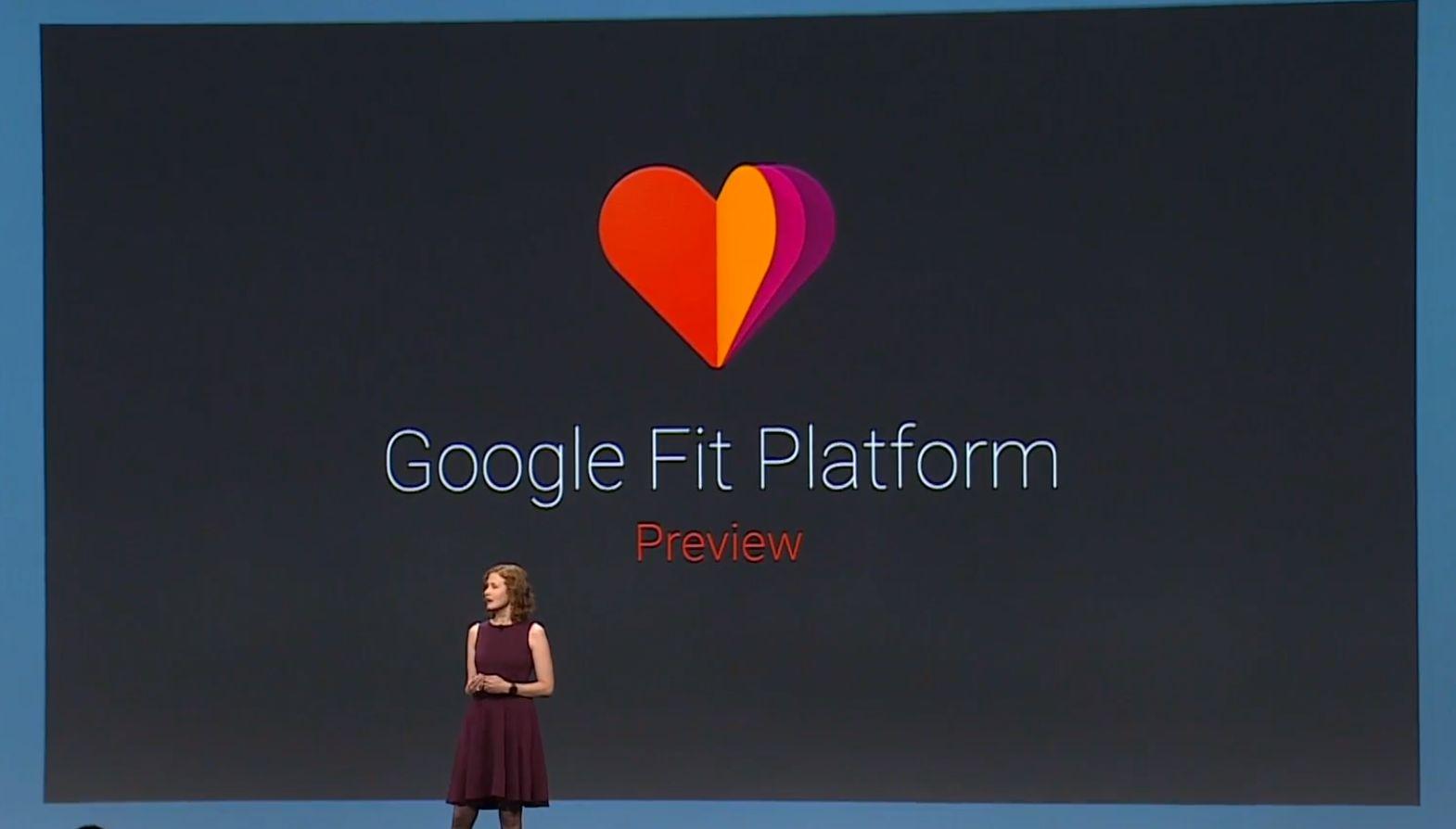 La piattaforma Google Fit