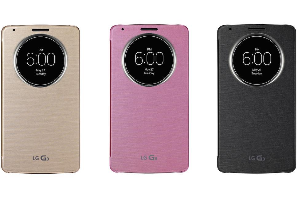 Le cover per LG G3
