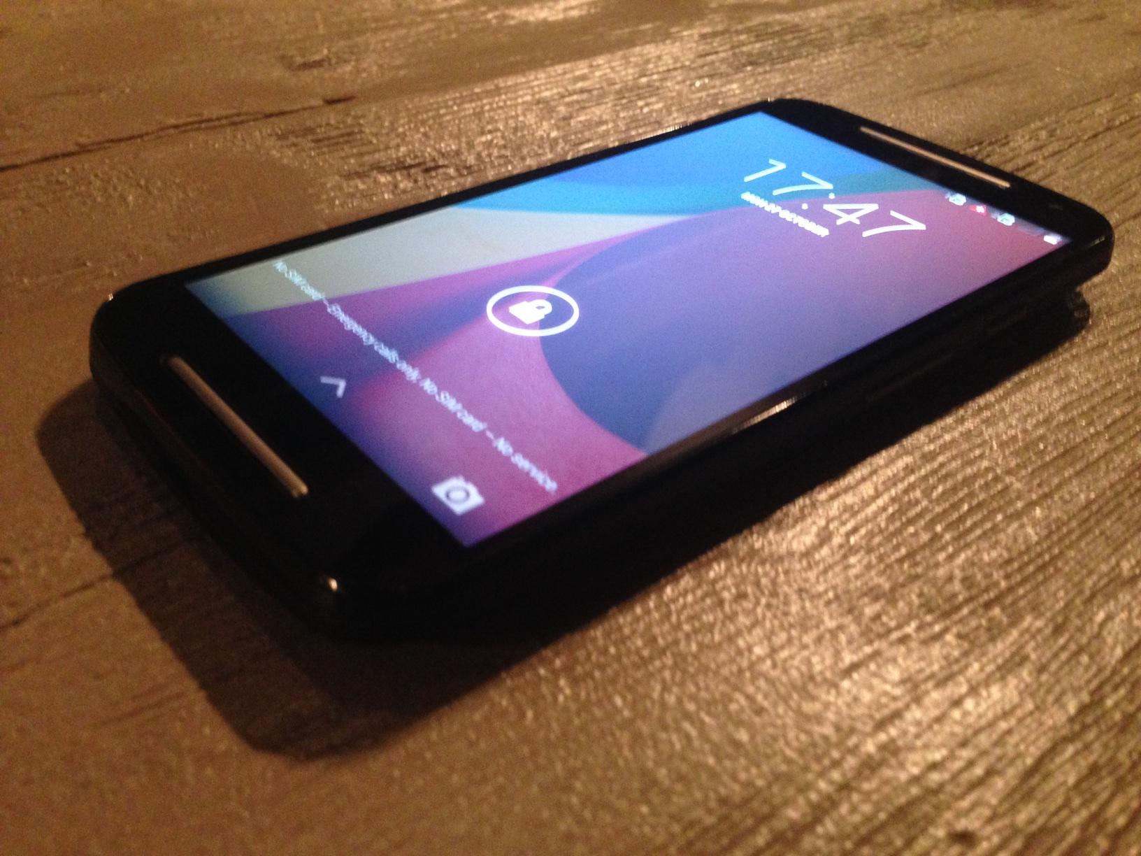 Moto G versione 2014