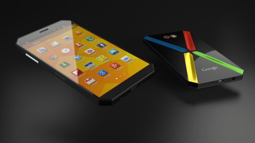 Nexus 6 concept ardito