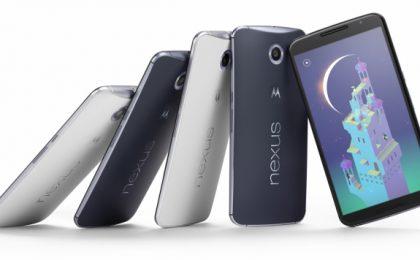 Nexus 6: prezzo, uscita e scheda tecnica ufficiali