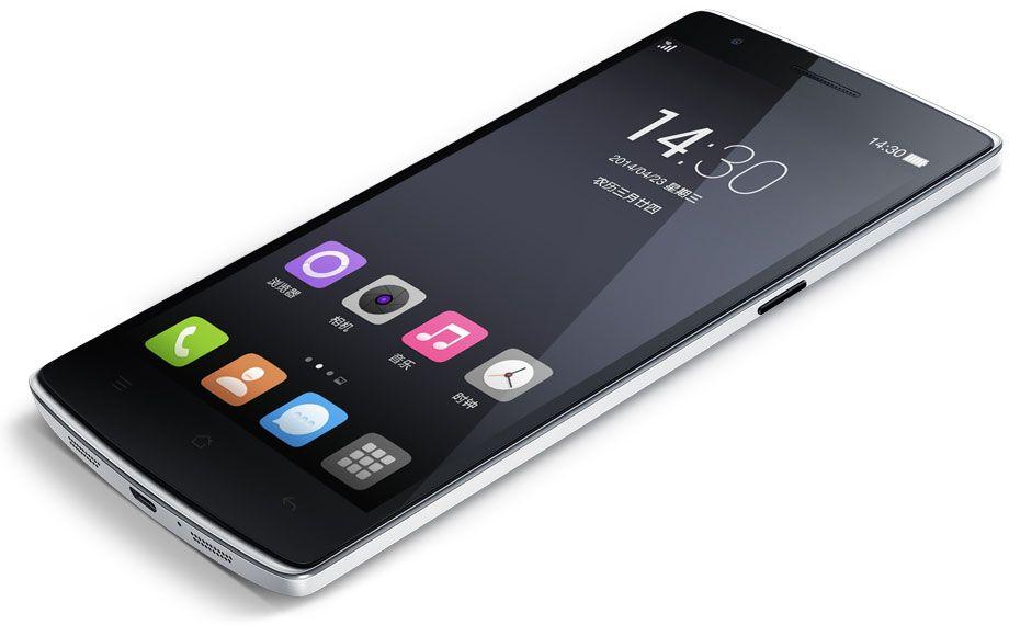 OnePlus One, lo schermo