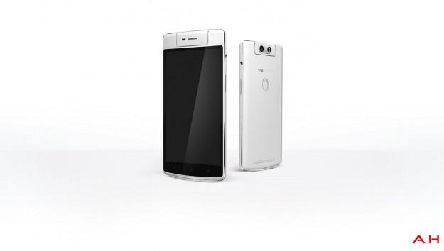 Oppo N3 design