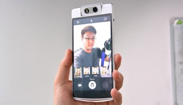 Oppo N3 selfie