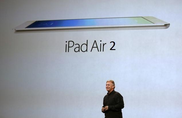 Presentazione iPad Air 2
