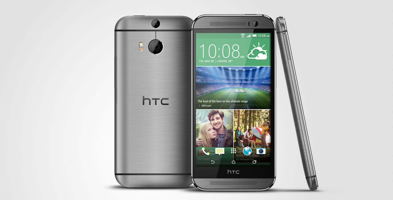 Specifiche tecniche dell'HTC One M8