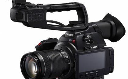 Canon EOS C100 Mark II: la videocamera con il migliore autofocus