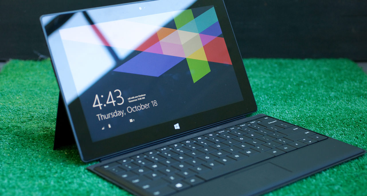 Windows 8.1 Surface Pro