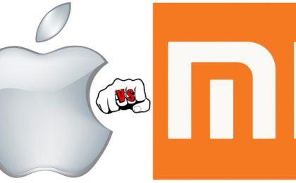 Xiaomi vs Apple: il presidente offre un Mi4 a Jonathan Ive