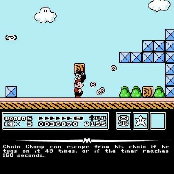 Super Mario Bros 3: le 10 cose che non sai [FOTO]