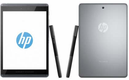 HP Pro Slate 12 e HP Pro Slate 8: arriva la stylus ultrasonica