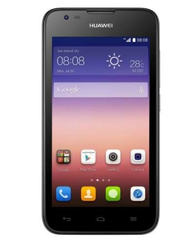 Huawei Ascend Y550: scheda e prezzo dell'entry-level compatto
