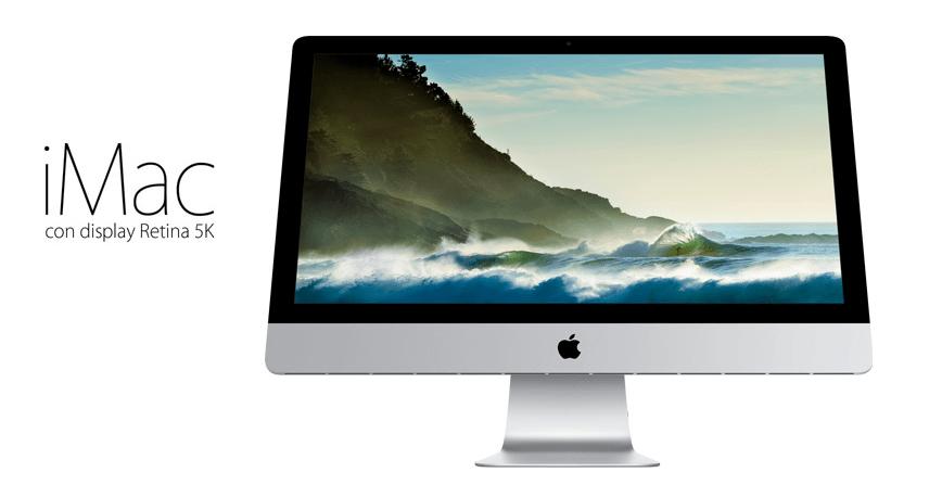 iMac con display Retina 5K: prezzi e caratteristiche