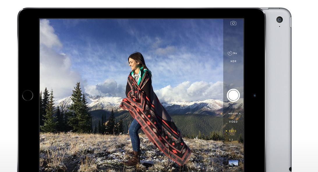 iPad Air 2, risoluzione