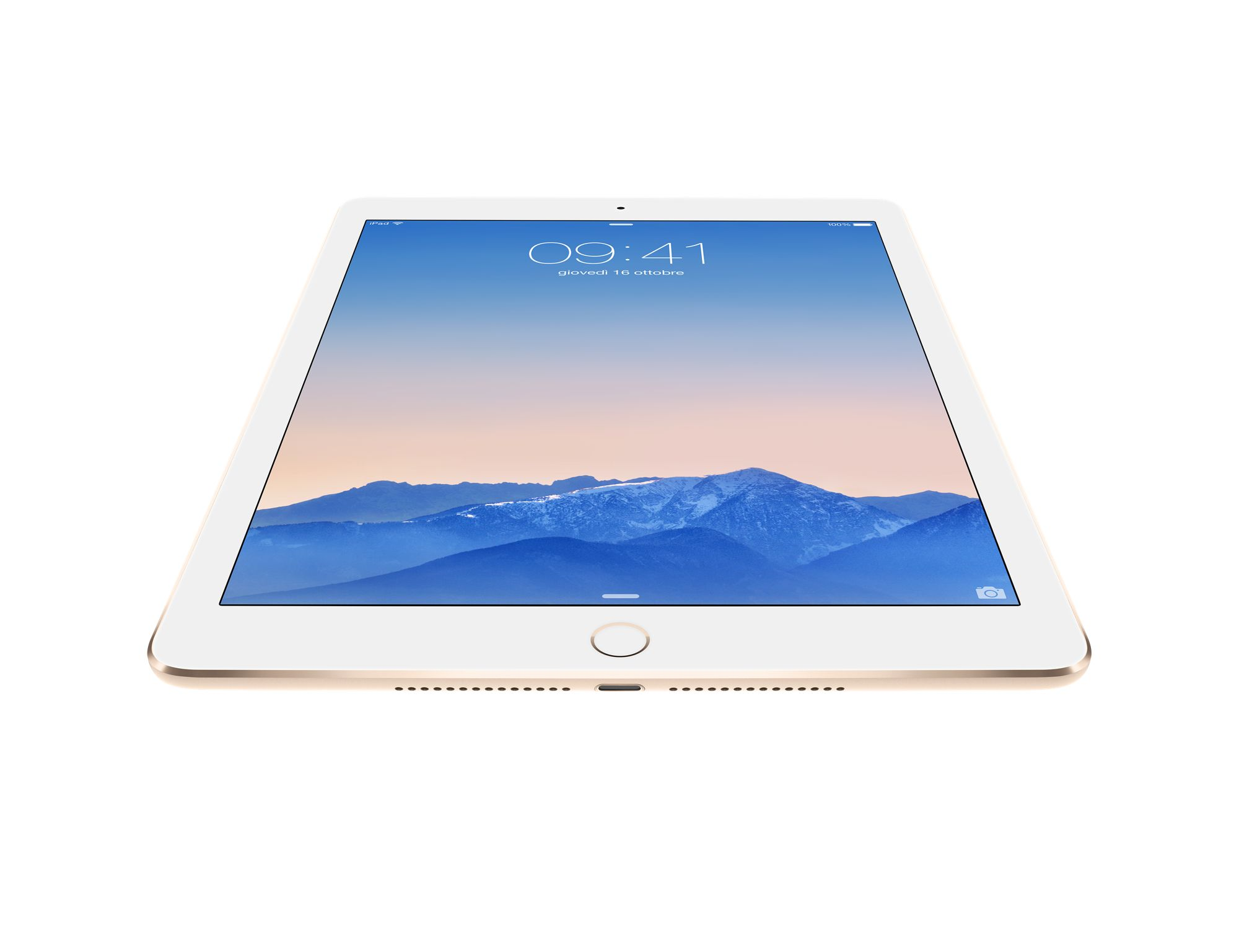 iPad Air 2 tasto home fingerprint