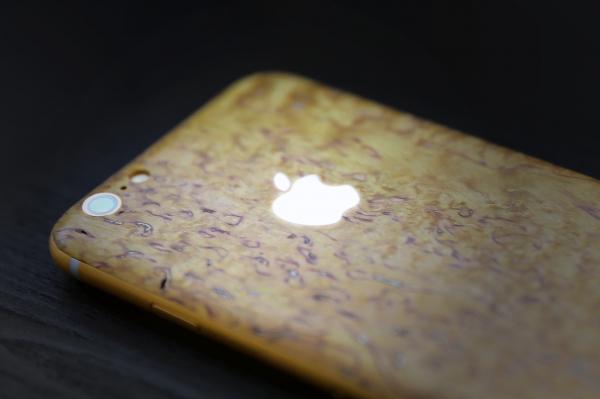 iPhone 6 Topaz