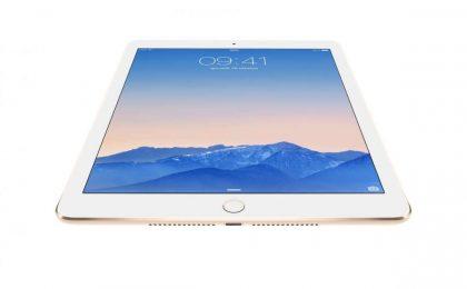 iPad Air 2: prezzo, uscita e scheda ufficiale del tablet