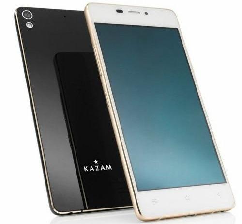 Kazam Tornado 348 prezzo e scheda dello smartphone più sottile