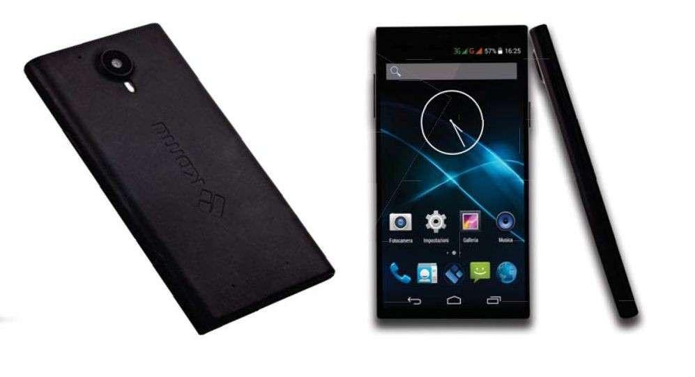 Komu Energy, smartphone octa-core italiano con super batteria [FOTO]