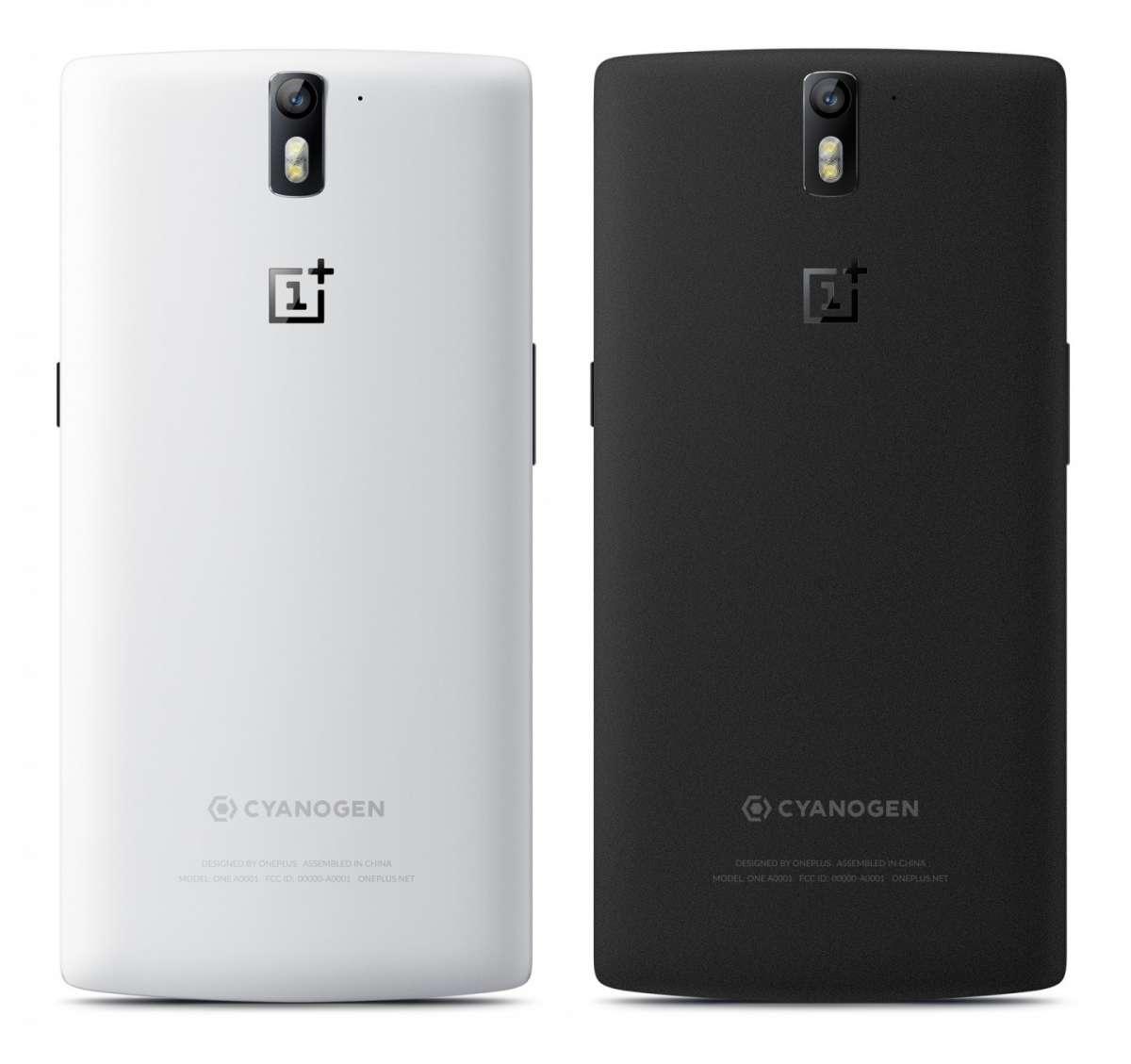 Nexus 6 vs OnePlus One: scheda tecnica e prezzo [FOTO]