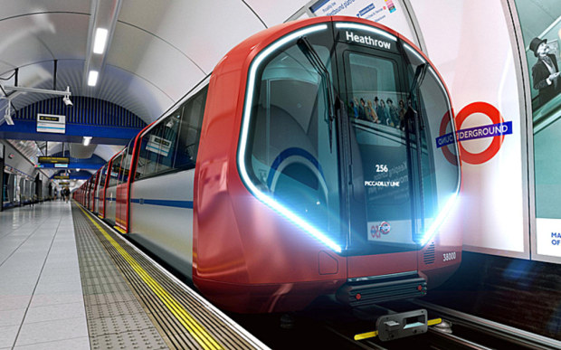 new london tube