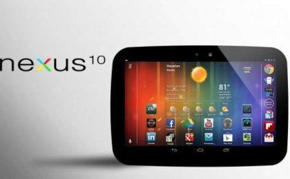 Nexus 9 vs Nexus 10: confronto e paragone tra tablet Google