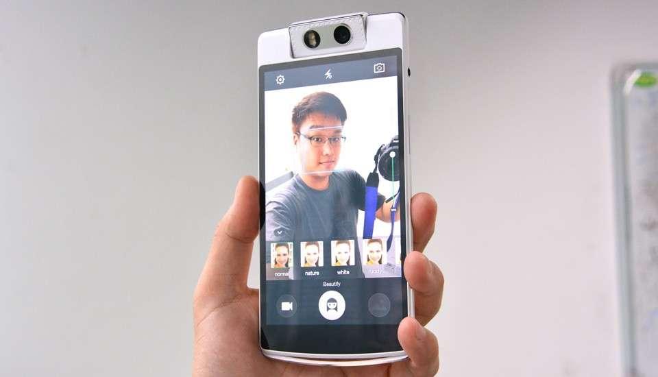 Oppo N3: prezzo, scheda e uscita ufficiali del selfie-phone