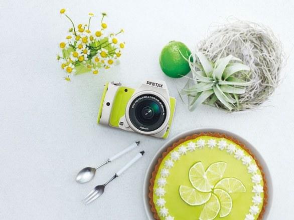Pentax K-S1 Sweets Collection: più colori per i vostri scatti