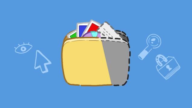 Come nascondere file sul proprio computer