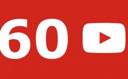 YouTube: in arrivo video più fluidi a 60fps