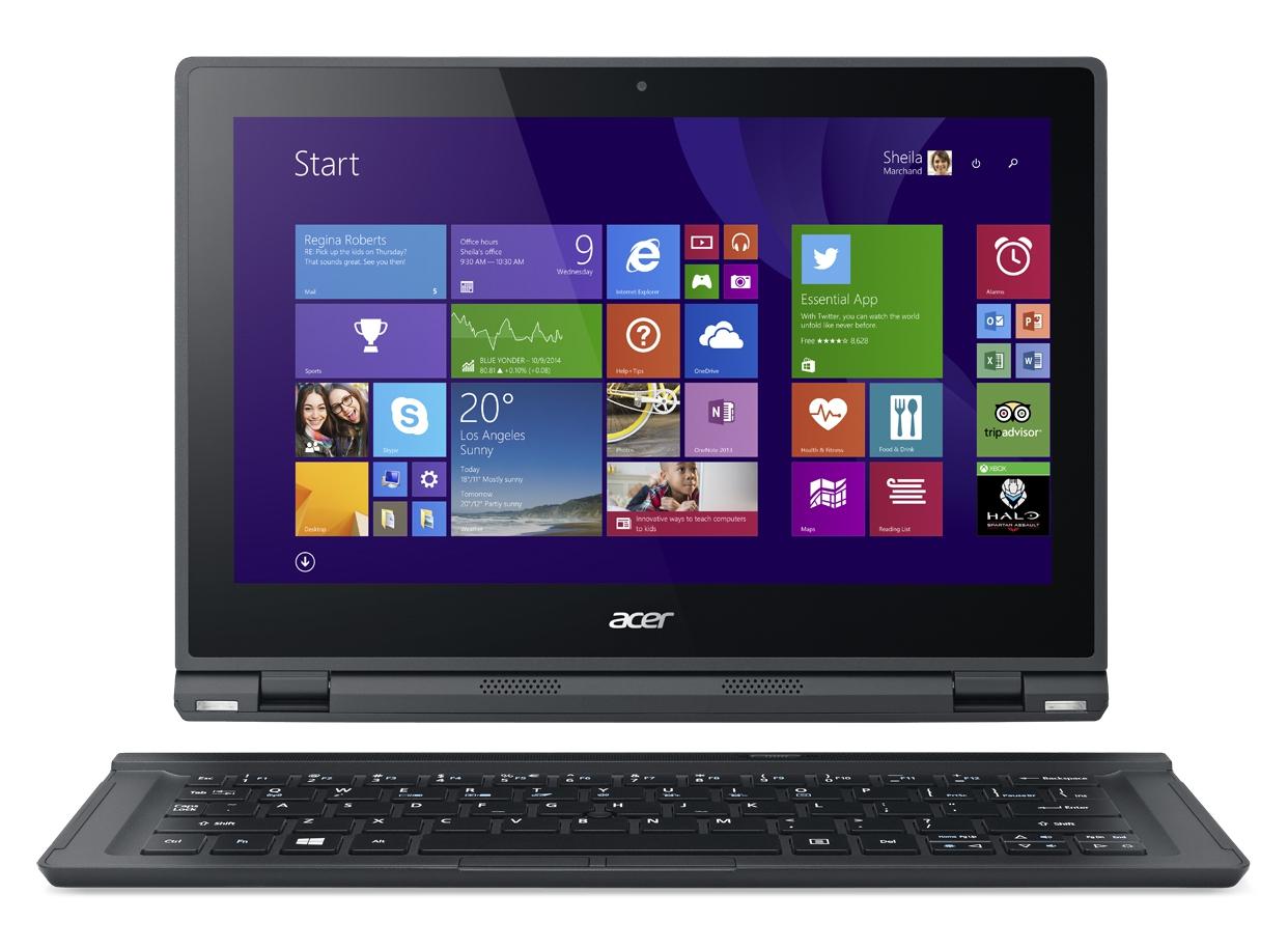 Acer Aspire Switch 12 con tastiera