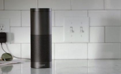 Amazon Echo, assistente virtuale da salotto: scheda e prezzo