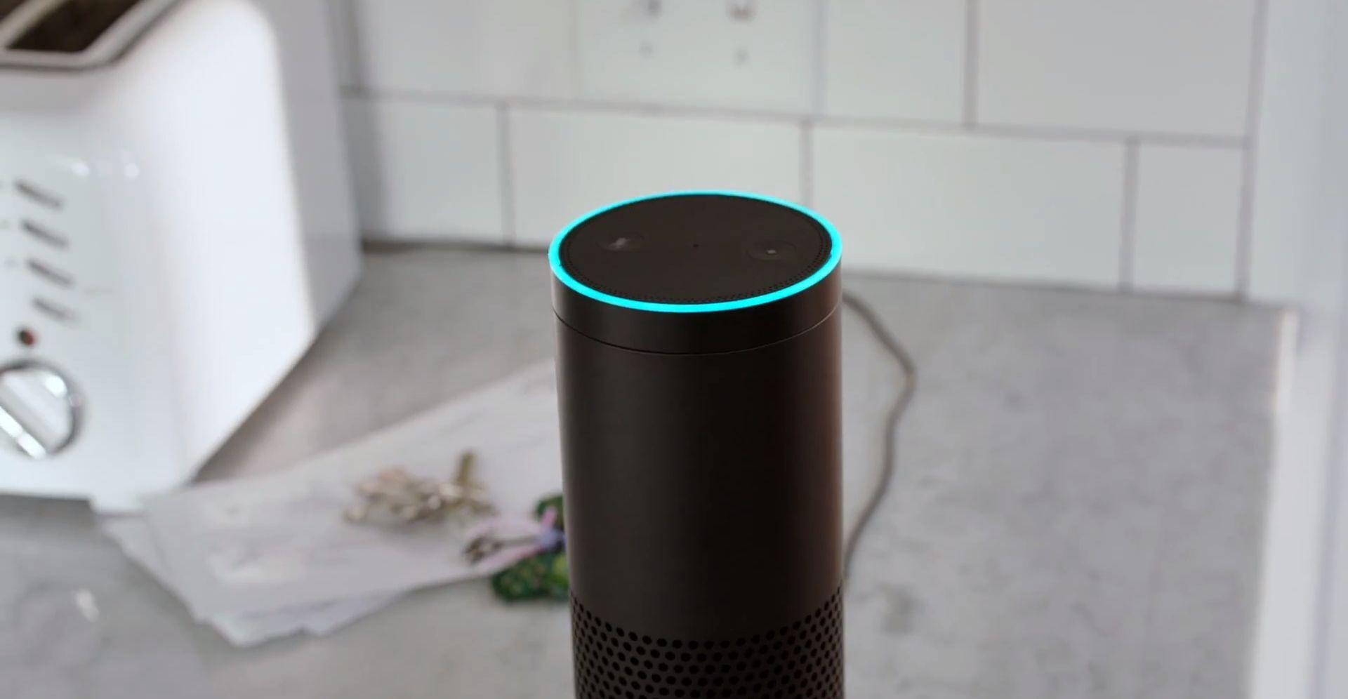 Amazon Echo in Italia